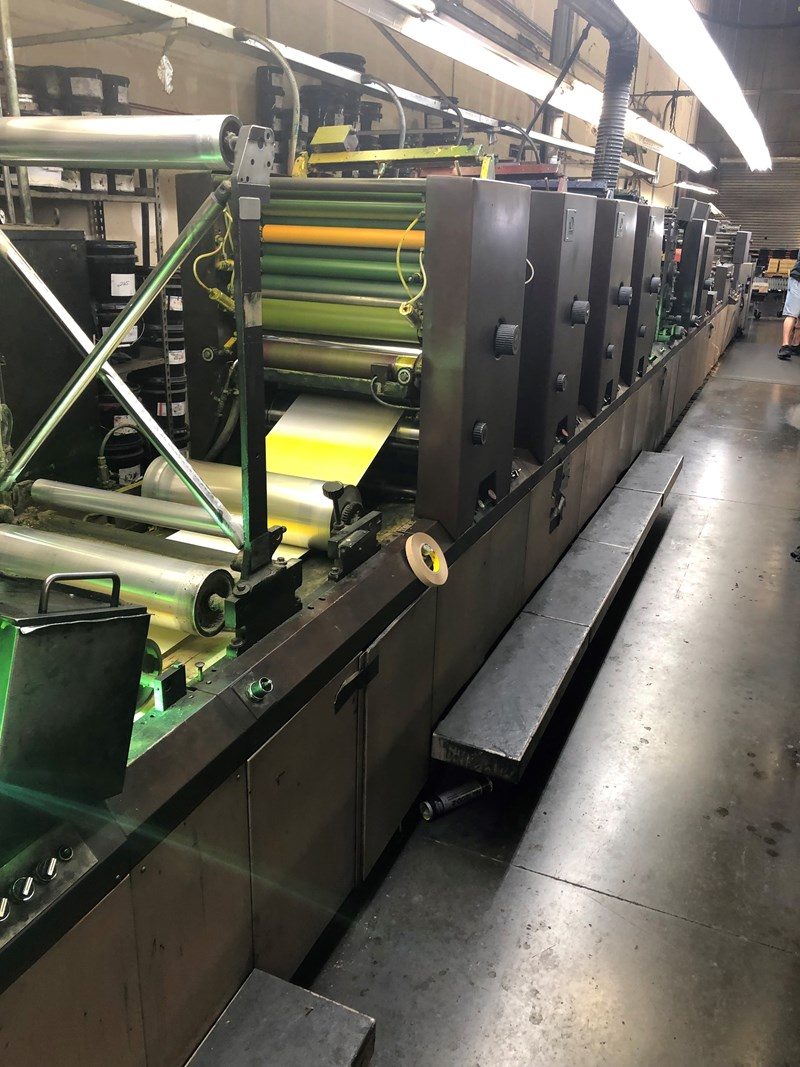 DIDDE 860 - 8 COLORS PRESS