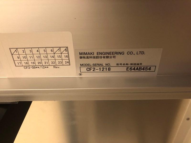 Mimaki CF2-1218
