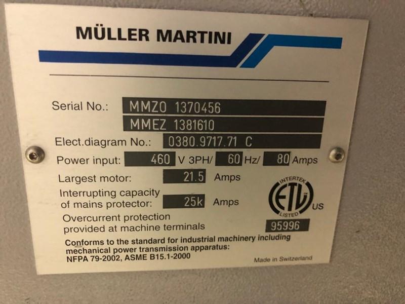 Müller Martini Bravo Plus T