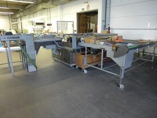 Rollem Perforating machine