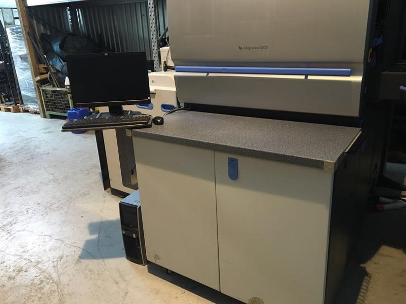 HP (Hewlett Packard) Indigo press 5500
