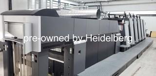 Heidelberg Speedmaster XL 75-5+LX (F) LE UV/ Hybrid