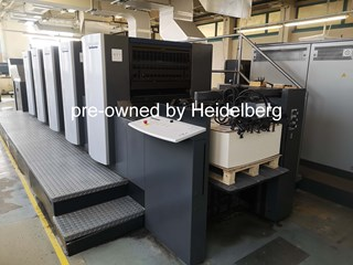 Heidelberg Speedmaster SX 74-5P-H