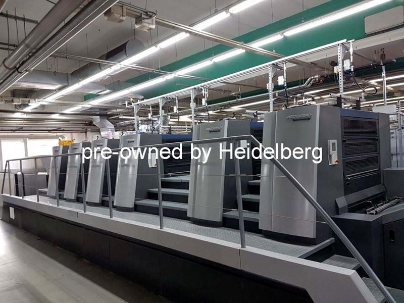 Show details for Heidelberg XL 106 5+L X3