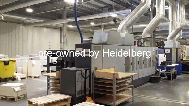Heidelberg Speedmaster XL75-6+LX Anicolor (F Format)