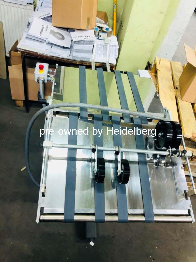 Heidelberg Stahlfolder Ti 52