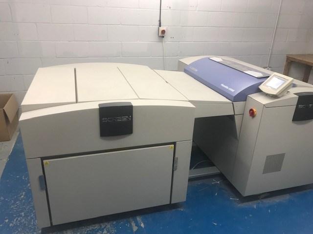Screen Platerite 4300E