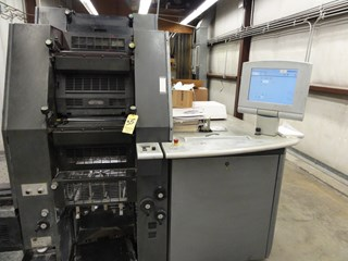 Heidelberg Quickmaster DI 46-4 Press