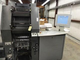 Heidelberg Quickmaster DI 46-4 Press
