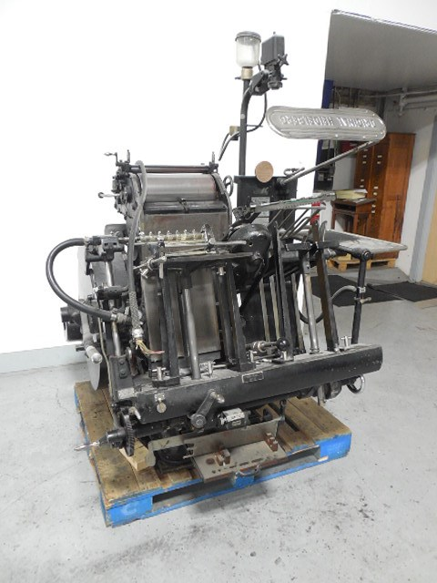 Heidelberg 10x15 windmill letterpress/ die cutter
