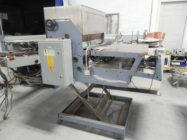Stahl SBE66 delivery stacker for folders