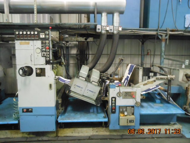 "Taiyo HOF-600 26-1/2"" wide rotary offset press"