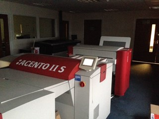 Agfa Acento II S/Heidelberg Topsetter P74/Screen PT-R4300S 2006 with SA-L 2007 - CtP032