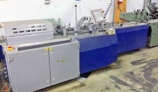 FBM FW1400-E Film Wrapping Unit