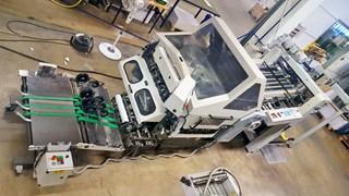 Heidelberg Stahl Folding Machine model KD 2 78/4 KTLL-PD-T
