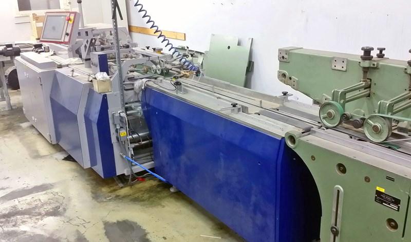 FBM FW1400-E Film Wrapping Unit
