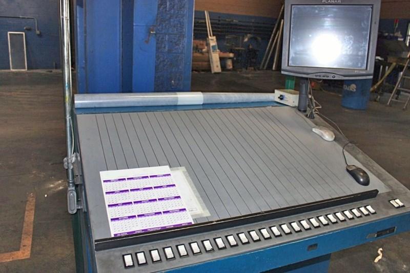Tensor 1400 Newspaper Press with Prime UV