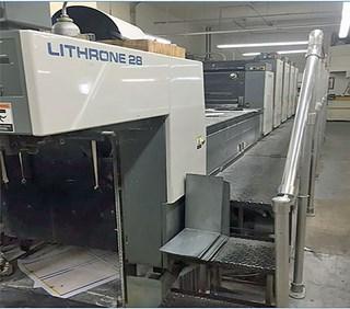 Komori Lithrone L428+C