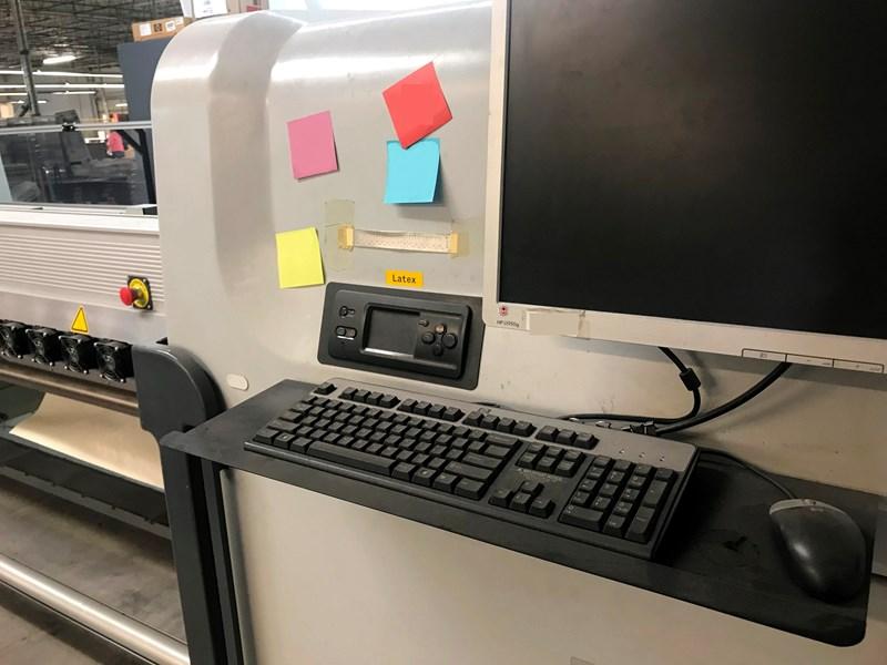 HP (Hewlett Packard) (Hewlett Packard) Designjet L65500