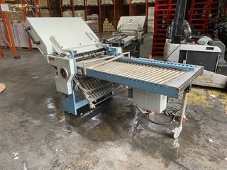MBO MBO 4 Plate Buckle Plate Folding Unit B30 Second Unit.
