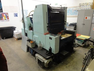 Sakurai 66 Single Colour Press With N&P