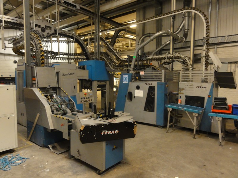 Show details for Hantscho Mark VI (5) Unit (2) Web Press