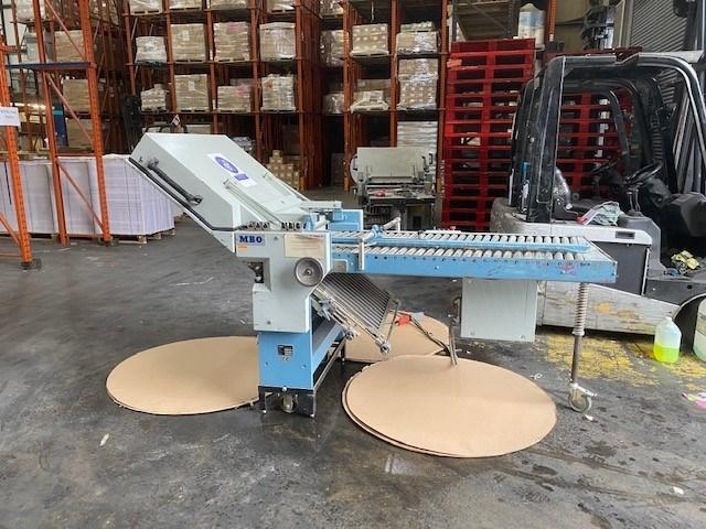 MBO MBO 4 Plate Buckle Plate Folding Unit B26 2nd Unit