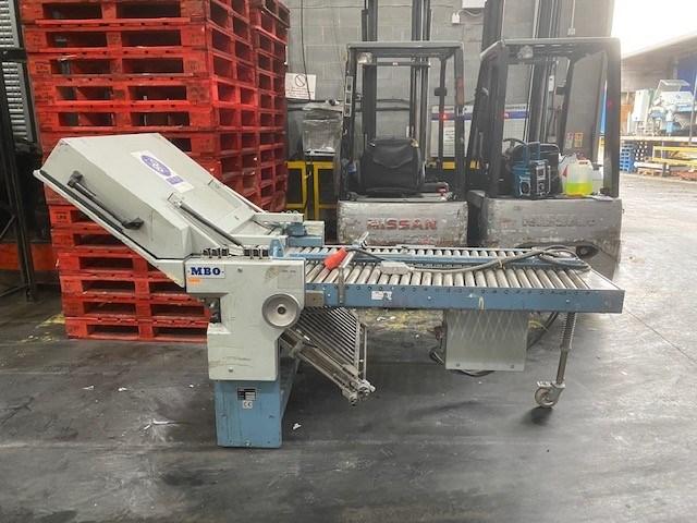 MBO MBO 4 Plate Buckle Plate Folding Unit B30 2nd unit