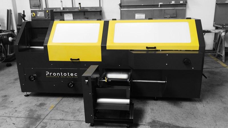 Prontotec PBA 600 Soft Cover Perfect Binding Machine