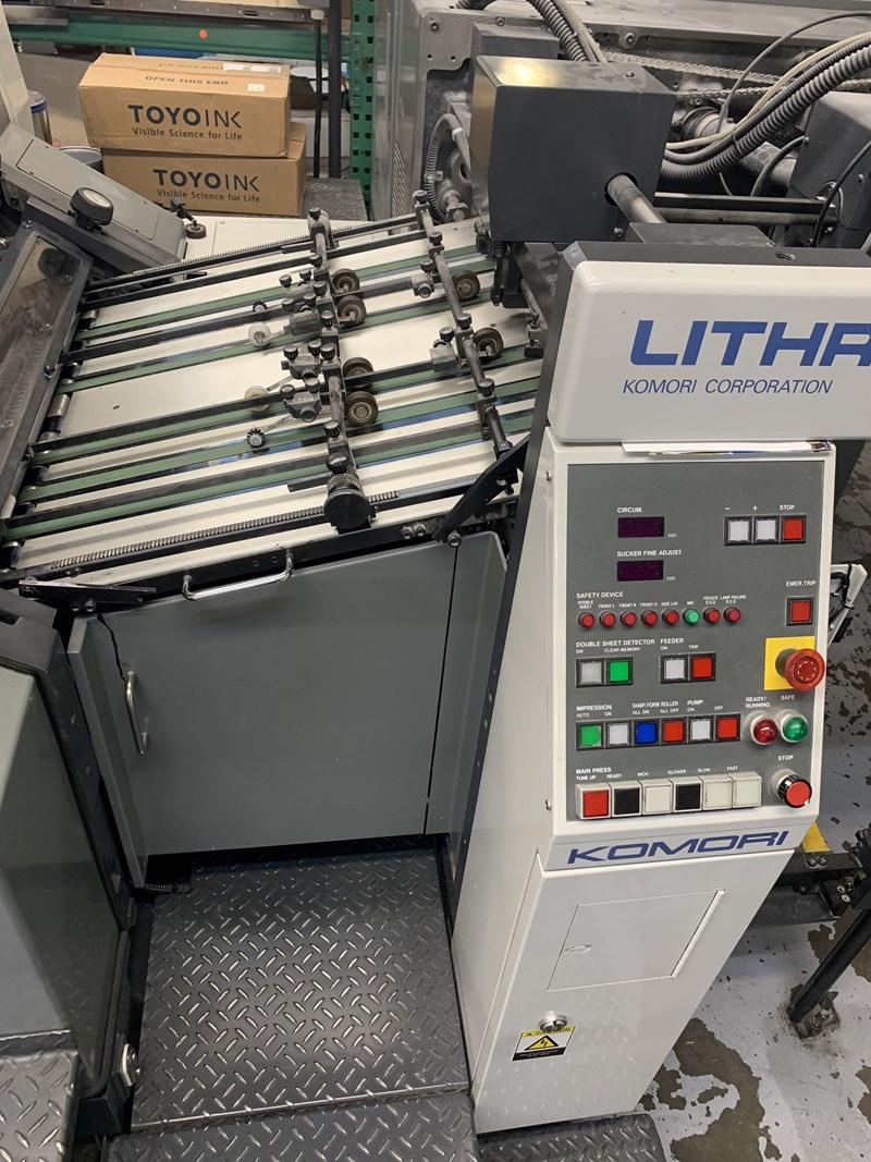Komori Lithrone L428P - Series 45