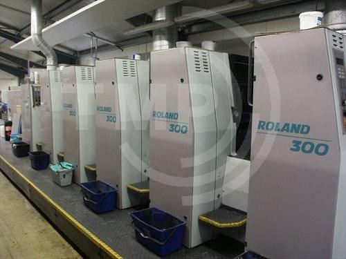 Manroland R 305 HOB + P + L