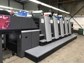 Heidelberg XL 75 - 5 (F) UV  -  2011