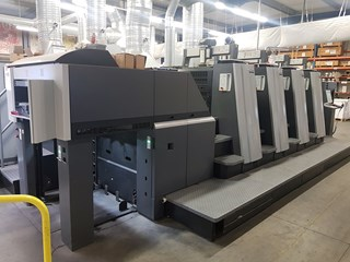 Heidelberg XL 75 - 4 - LE-UV - 2016