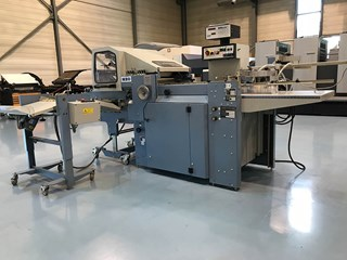 FOLDING MACHINE MBO T 500 - F