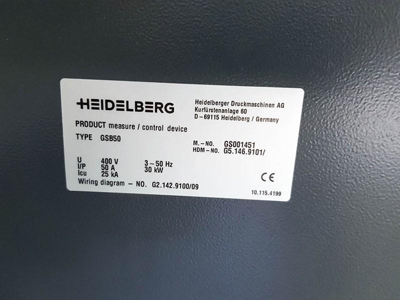 Heidelberg SX 52 - 5 +