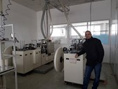 Paper Cup Forming machine FPP-035B 2