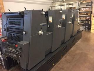 Heidelberg Printmaster PM 52 4