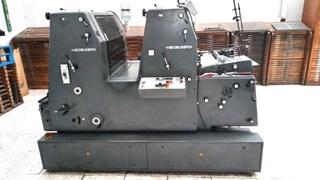 Heidelberg GTO 52 Z