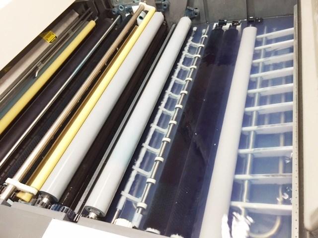 Glunz & Jensen 2 x Glunz & Jensen Interplater HDX85