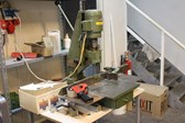 Hang 1 spindel drilling machine