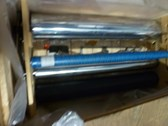 Complete set of coating rollers - (New)