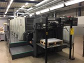 Man Roland 704 3B LV with Coater