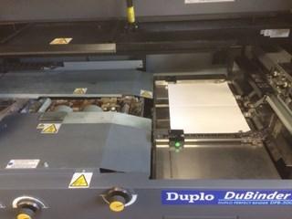 Duplo DPB 500 Prefect binder