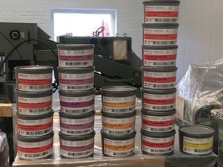 Easy Mix BIO ready-to-print PANTONE® base colour ink series