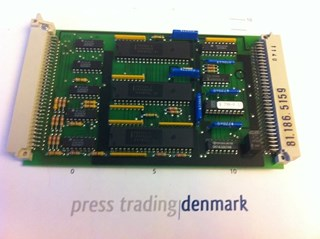 Prinect Press Circuit board