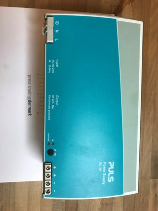 Laserpower supply 24v/20A from Heidelberg Suprasetter part nr. 16 405 134