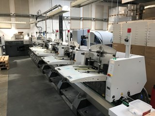 Heidelberg ST450- 4 +cover low counter