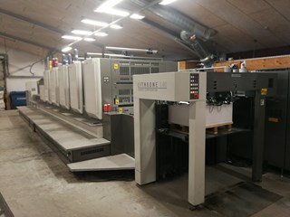 Komori Lithrone S540+L