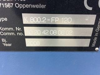 MBO K800 2/4 S-KTL AUT