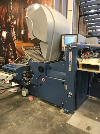 MBO K 800.2S-KTZ/4 with Palamides 500 delivery
